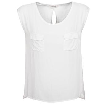 textil Dame Toppe / T-shirts uden ærmer Naf Naf KLOPA Beige