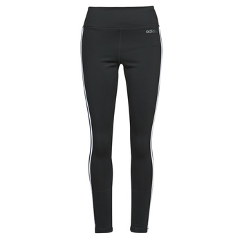 textil Dame Leggings adidas Performance W D2M 3S HR LT Sort