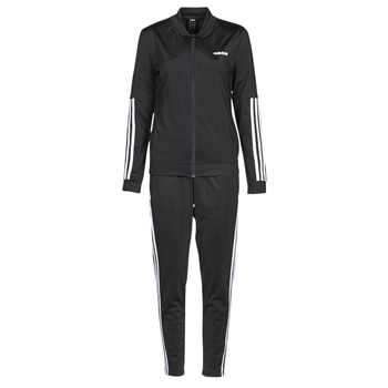 textil Dame Træningsdragter adidas Performance WTS BACK2BAS 3S Sort