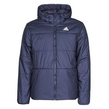 textil Herre Dynejakker adidas Performance BSC HOOD INS J Blæk / Legende