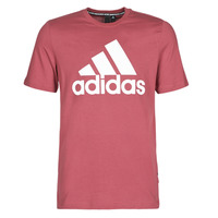 textil Herre T-shirts m. korte ærmer adidas Performance MH BOS Tee Rød / Heritage