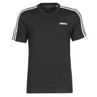 textil Herre T-shirts m. korte ærmer adidas Performance E 3S TEE Sort
