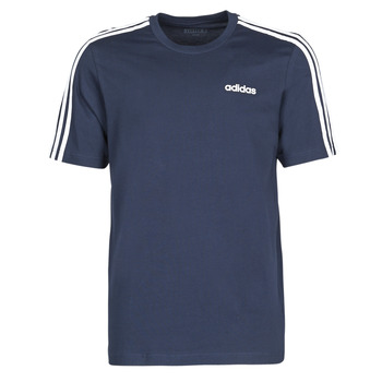 textil Herre T-shirts m. korte ærmer adidas Performance E 3S TEE Blæk / Legende