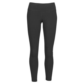 textil Dame Leggings Reebok Classic TE LINEAR LOGO CT L Sort