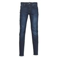 textil Herre Smalle jeans Petrol Industries SEAHAMCLASSIC Blå / Mørk