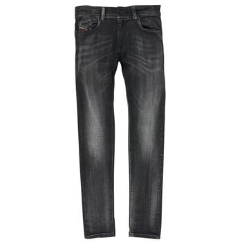 textil Dreng Jeans - skinny Diesel SLEENKER Sort