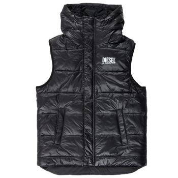 textil Dreng Dynejakker Diesel JSUNNY Sort