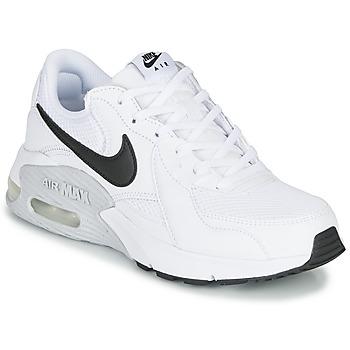Sko Dame Lave sneakers Nike AIR MAX EXCEE Hvid / Sort