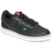 Sko Dame Lave sneakers Nike COURT VISION LOW PREM Sort