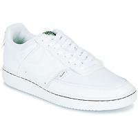 Sko Dame Lave sneakers Nike COURT VISION LOW PREM Hvid