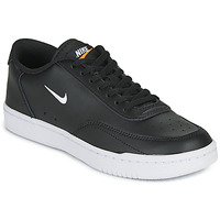 Sko Dame Lave sneakers Nike COURT VINTAGE Sort / Hvid