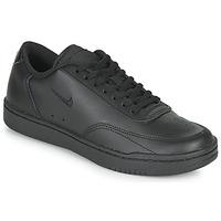 Sko Dame Lave sneakers Nike COURT VINTAGE Sort