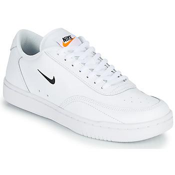 Sko Dame Lave sneakers Nike COURT VINTAGE Hvid