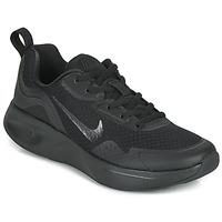 Sko Dame Lave sneakers Nike WEARALLDAY Sort