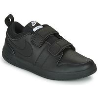 Sko Børn Lave sneakers Nike PICO 5 TD Sort