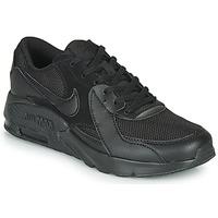 Sko Børn Lave sneakers Nike AIR MAX EXCEE GS Sort