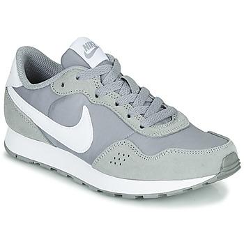 Sko Børn Lave sneakers Nike MD VALIANT GS Grå / Hvid