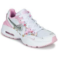 Sko Pige Lave sneakers Nike AIR MAX FUSION SE GS Hvid / Pink