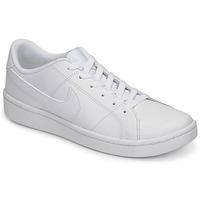 Sko Dame Lave sneakers Nike Court Royale 2 Hvid