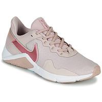 Sko Dame Lave sneakers Nike Legend Essential 2 Beige / Pink