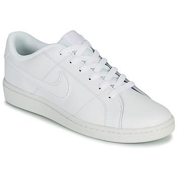 Sko Herre Lave sneakers Nike COURT ROYALE 2 LOW Hvid