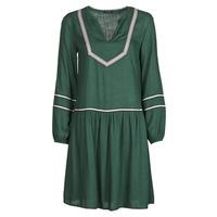 textil Dame Korte kjoler One Step FR30231 Grøn
