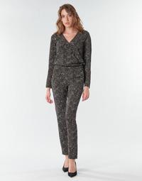 textil Dame Buksedragter / Overalls One Step FR32021_02 Sort