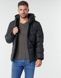 textil Herre Dynejakker Superdry EVOLUTION PUFFER Sort