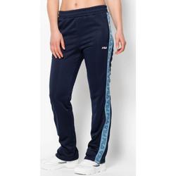textil Dame Træningsbukser Fila Women thora track pants Blå
