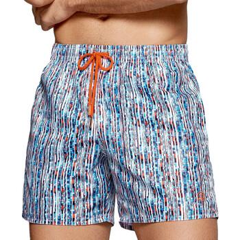 textil Herre Badebukser / Badeshorts Impetus 7413H24 H89 Blå