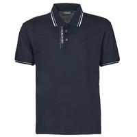 textil Herre Polo-t-shirts m. korte ærmer Emporio Armani 6H1F79 Marineblå