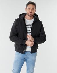 textil Herre Dynejakker Esprit LL 3LSOFTSHEL Sort