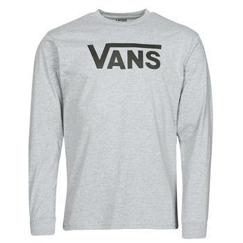 textil Herre Langærmede T-shirts Vans VANS CLASSIC LS Grå