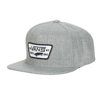 Accessories Herre Kasketter Vans FULL PATCH SNAPBACK Grå