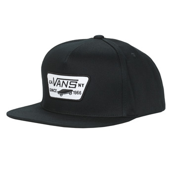 Accessories Herre Kasketter Vans FULL PATCH SNAPBACK Sort