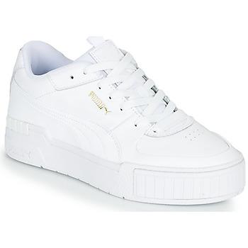 Sko Dame Lave sneakers Puma CALI SPORT Hvid