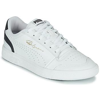 Sko Lave sneakers Puma RALPH SAMPSON LO Hvid / Blå