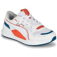 Sko Børn Lave sneakers Puma RS-2.0 TOPS PS Hvid / Blå / Rød