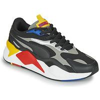 Sko Lave sneakers Puma RS-X3 Sort / Rød / Gul