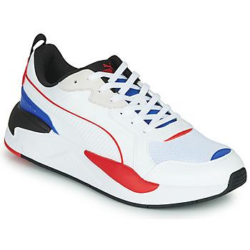 Sko Herre Lave sneakers Puma X-RAY Hvid / Blå / Rød