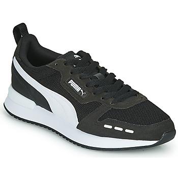 Sko Herre Lave sneakers Puma R78 Sort