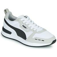 Sko Herre Lave sneakers Puma R78 Hvid / Sort
