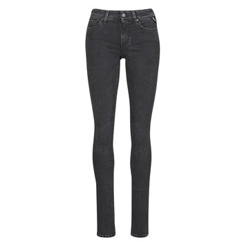textil Dame Smalle jeans Replay LUZ / HYPERFLEX / RE-USED Sort