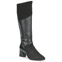 Sko Dame Chikke støvler Hispanitas FUJI-5 Sort