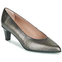 Sko Dame Højhælede sko Hispanitas BELEN-5 Sølv