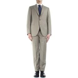 textil Herre Jakkesæt Cesare Attolini S20MA17 V21 Beige