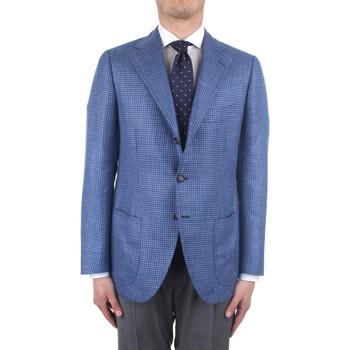textil Herre Jakker / Blazere Cesare Attolini S20MA43 Blue