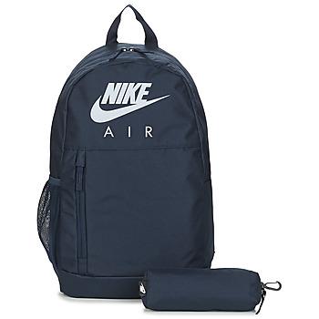 Tasker Rygsække  Nike Y  ELMNTL BKPK - GFX FA19 Blå