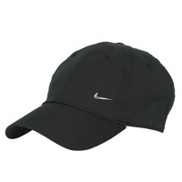 Accessories Kasketter Nike U NSW H86 METAL SWOOSH CAP Sort / Sølv