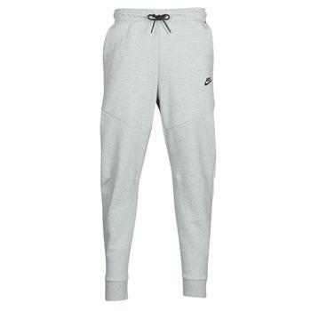 textil Herre Træningsbukser Nike M NSW TCH FLC JGGR Grå